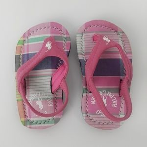 Ralph Lauren infant Sandals